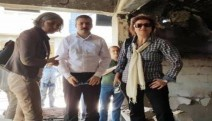 Sosyalist partiler Cizre'yi ziyaret etti