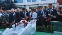Srebrenitsa soykırımında hayatını kaybedenler Kartal'da anıldı
