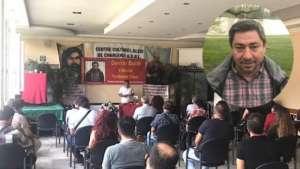 Sürgün Devrimci Hasan Hüseyin Dinler'e veda