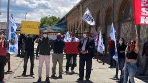 Sürgünlere karşı Ankara'ya yürüyecekler