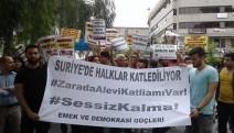 Suriye'deki katliama Antakya'dan tepki
