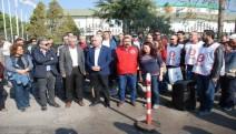 TARİŞ işçileri: Atılan işçiler işe geri dönene kadar fabrika önünden ayrılmayacağız