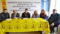 """""""Taşeron işçiye kadro fos çıktı"""""""