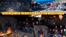 Taşerona karşı iş bırakan 138 işçi işten atıldı