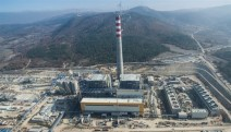 Termik santral inşaatında çalışan 2 bin işçi işten atıldı