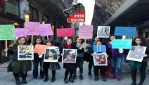 TGS'li kadınlar: Gazetecilik suç değil arkadaşlarımız serbest bırakılsın