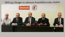 TMMOB ve TTB: Soma'da 900 madenci daha ölüm riski altında