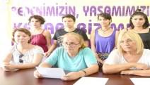 """""""Toplumsal barış için kadınlara ses verin"""""""