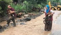 Trabzon'da HES borusu patladı: 3 ölü, 7 kayıp aranıyor