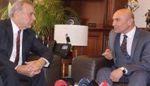 Tunç Soyer, Kocaoğlu ile görüştü: Hep birlikte çalışıp başaracağız