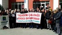 Turçep: Yaşam alanlarımızı savunmak meşru bir haktır!