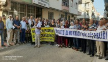 Turgutlu'da Demokrasi İçin Güç Birliği: Halkın iradesi geri iade edilmelidir