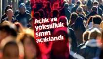 TÜRK-İŞ: Açlık sınırı 2 bin, yoksulluk sınırı 6 bin 700 lira oldu