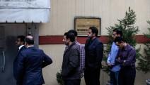 Türk ve Suudi inceleme heyeti Suudi konsolosluğunda