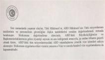 Türkiye'de ABD vatandaşlarının Türkiye vizesi başvurularını askıya aldı