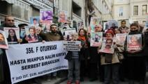 Tutuklu yakınları: Hasta tutsak Halim Kırtay neden tedavi edilmiyor?