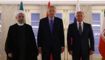 Üçlü Suriye zirvesi sona erdi... Liderlerden açıklama