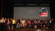 Uluslararası FeminİSTANBUL Şiir Festivali'nin açılışı Kartal'da gerçekleştirildi