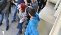 Üniversitedeki katliamı protesto eden öğrencilere soruşturma ve ceza