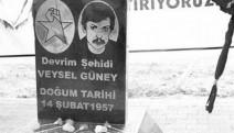 Veysel Güney'in anıt mezarına soruşturma