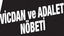 'Vicdan ve Adalet Nöbeti'nin son durağı İzmir