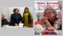 Yazar İkbal Kaynar, TÜYAP Kitap Fuarı'nda kitaplarını imzalayacak