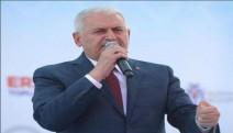 """Yıldırım: """"Partili Cumhurbaşkanlığını da, başkanlık sistemini de getirelim"""""""