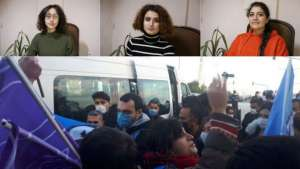 YÖK'ü protestosunda gözaltına alınan öğrenciler: Direnmeye devam