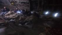 Zonguldak'ta maden işçileri 3 gündür açlık grevinde