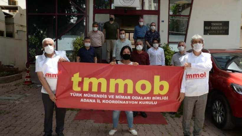 'TMMOB'nin sesini kısmaya hiç kimsenin gücü yetmeyecek'