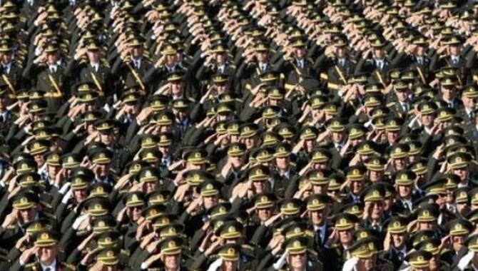 TSK'nın personel sayısı açıklandı
