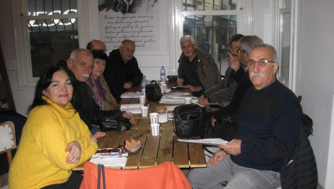 Tüm Emekli Sen Kadıköy Şubesi: Sokağa daha çok çıkacağız