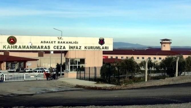 Türkoğlu Cezaevi'nde askeri sayımı kabul etmeyen tutuklular darp edildi