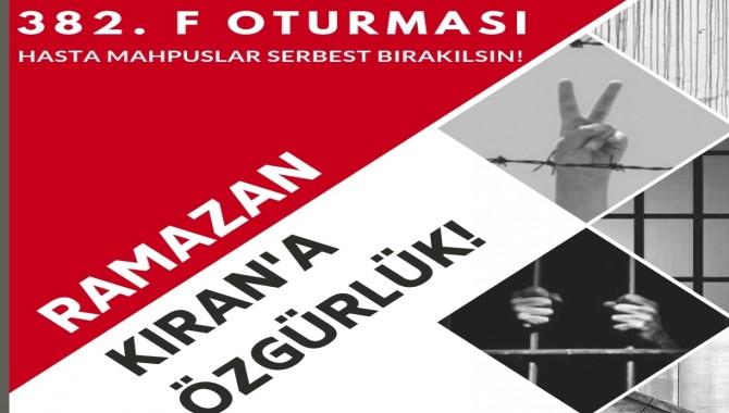 Tutuklu yakınları: Hasta mahpuslar ölüme terkedilmemeli