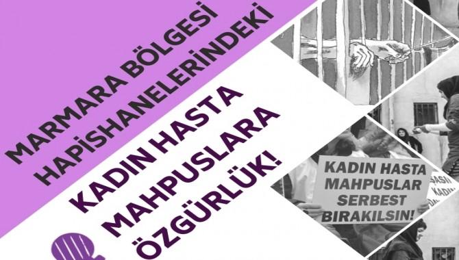 Tutuklu yakınları oturma eyleminde 363 haftasında: Hasta kadınlar serbest bırakılsın