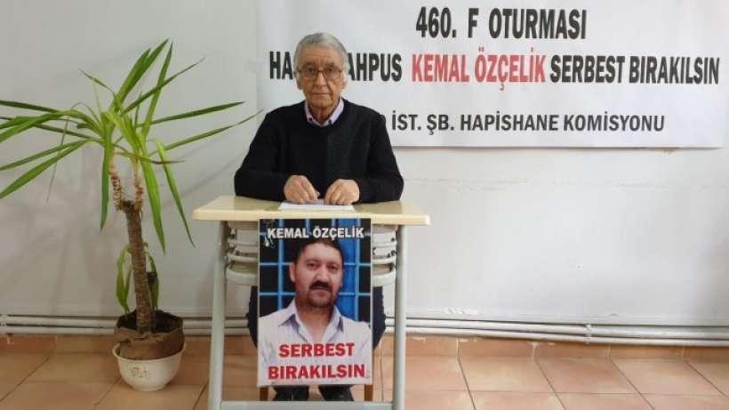 Tutuklu yakınlarından çağrı: Kemal Özçelik ve hasta mahpuslar serbest bırakılsın-VİDEO