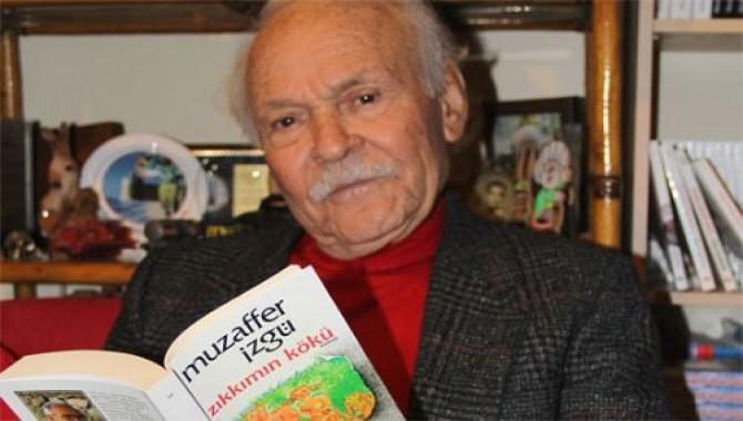 Yazar Muzaffer İzgü pazartesi toprağa verilecek