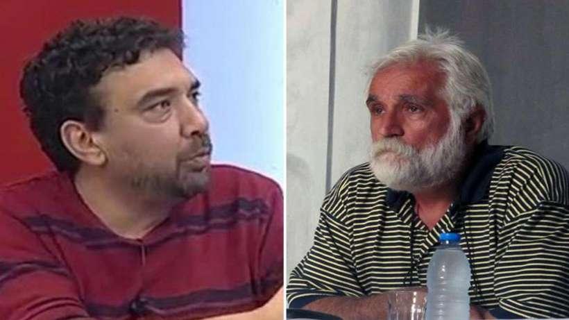 Yazar Temel Demirer ve gazeteci Hakan Gülseven gözaltına alındı