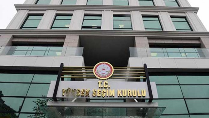 YSK İstanbul'daki 13 seçim müdürünü başka illere gönderdi