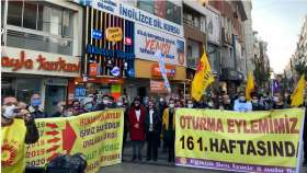 'Kazanana kadar direneceğiz, sokakları terk etmeyeceğiz'