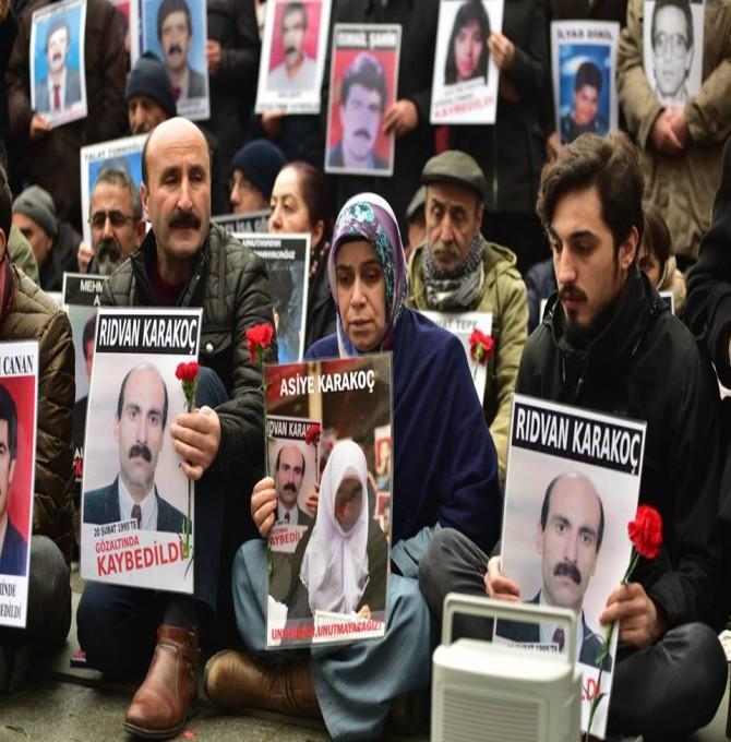 'Rıdvan Karakoç'u öldürüp kimsesizler mezarlığına gömenler hesap versin'