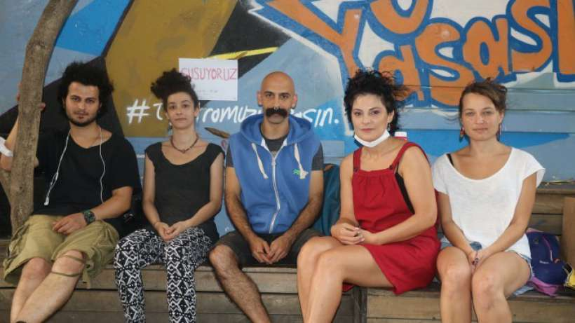 'Susma' eylemi farklı tiyatrolar önüne taşınıyor...Yeni bir eylem biçimi geliyor!