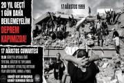 17 Ağustos depremini unutturmamak için 'Deprem Kapımızda' etkinlikleri…