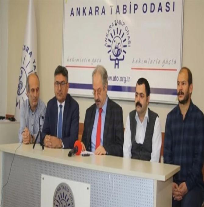 """ATO: """"Ankara'daki OHAL kaldırılsın"""""""