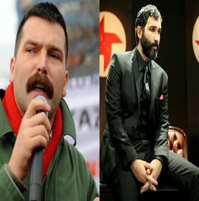 Barış Atay ve Erkan Baş, HDP'den vekil adaylıklarını duyurdu: Söz kardeşim!