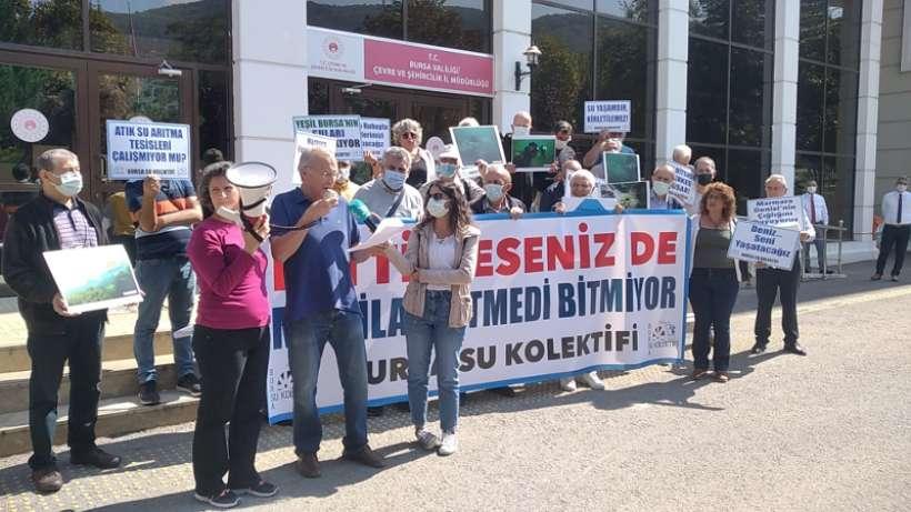 Bursa Su Kolektifi: Müsilaj bitmedi