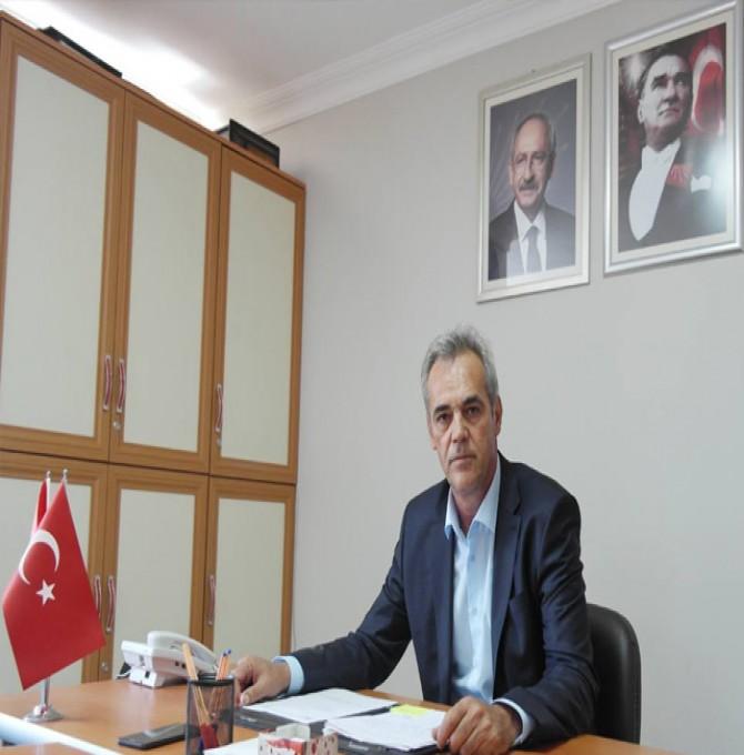 CHP Turgutlu İlçe Başkanı Çilel ve yönetimi görevden alındı