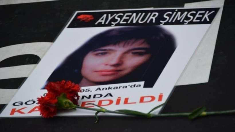 Cumartesi Anneleri: Ayşenur Şimşek için adalet istemekten vazgeçmeyeceğiz