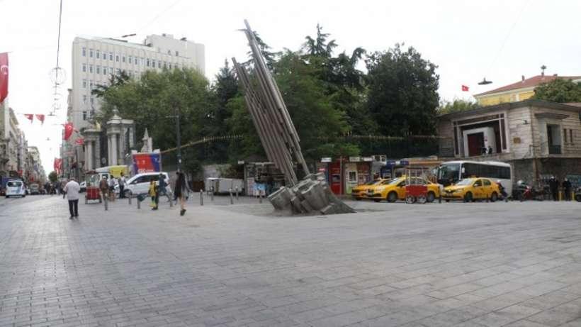 Cumartesi Anneleri bu hafta Galatasaray Meydanı'nda olacak