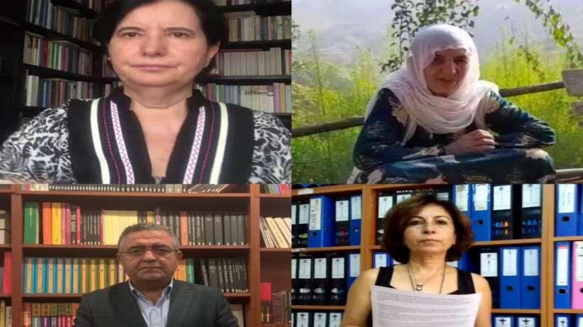 """Cumartesi Anneleri: """"Kulp Davasında Adalet İstiyoruz! """"-VİDEO"""